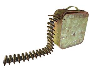 3D asset ammobox