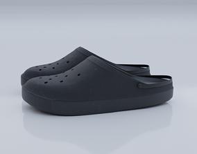 Flip flops 3D model modern