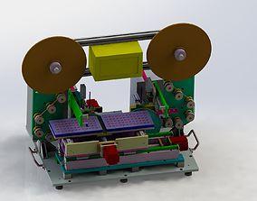 Laminating machine 3D model