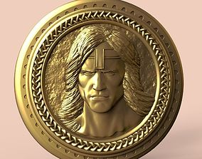 3D print model Conan the Barbarian - medallion