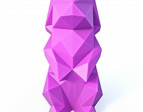 3D model Bunny Low Poly 3