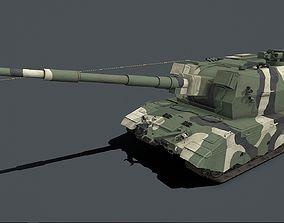 3D asset Koalitsiya-SV 2S35