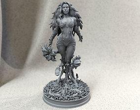 Poison Ivy - Dc Comics 3D print model