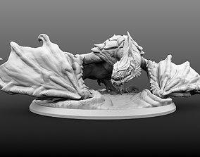 Gargantuan Wyvern 3D print model