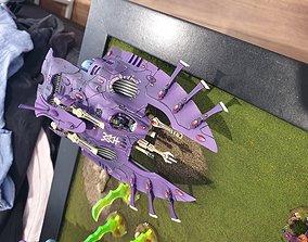 3D printable model Serpent Fin