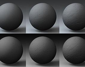 3D Displacement Landscape Shader 012