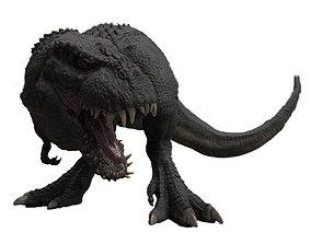 V- Rex - Vastatosaurus rex 3D asset