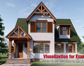 NEOarch Cottage SB 001 3D model