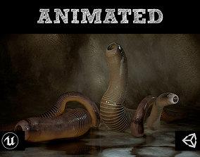 3D asset Leeches