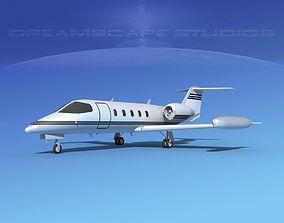 Gates Learjet 35 V02 3D