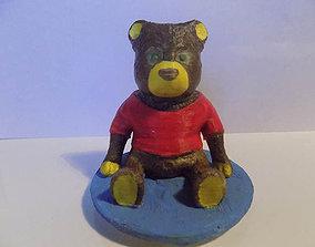 teddy bear 3D print model