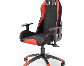 Office computer chair 3D model