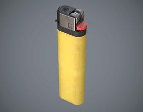 Lighter Yellow 3D model