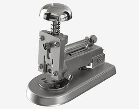 Stapler 001 3D asset