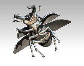 Highpoly Bug 3D print model