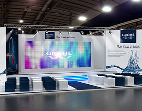 Stage 15x8 Mtr Area 3D exhibition