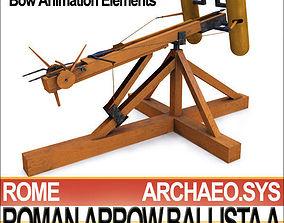 Roman Arrow Ballista Model A