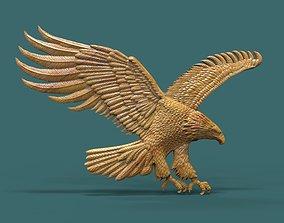 3D printable model Eagle eagle-3d