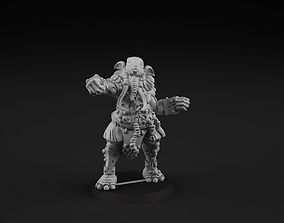 32mm Elephant fourth 3D print model