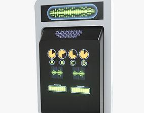 Server C 3D model