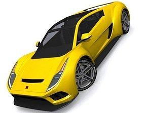 Saleen S5S Raptor 3D model