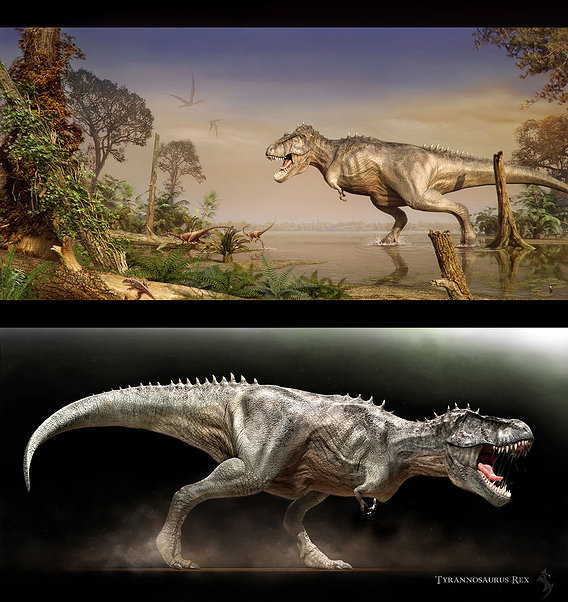 Dinosaurs 01