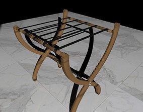 3D luggage rack
