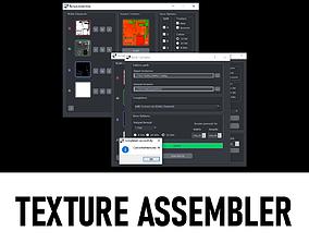 Texture Assembler channels 3D
