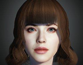 Unity Digital Human RH001 3D