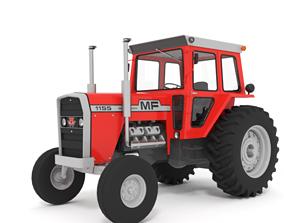 3D asset MF 1155