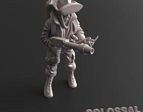3D print model Modern Day Survivor Series 01 - Mac