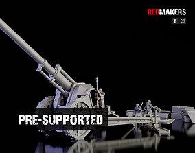 Earthshaker cannon Heavy artillery of 3D printable model 2