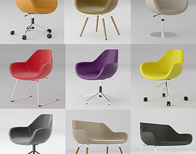 3D Office chair collection 2
