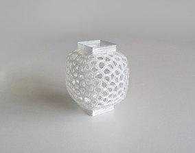 model Voronoi Wind Vase 1 3D printable model