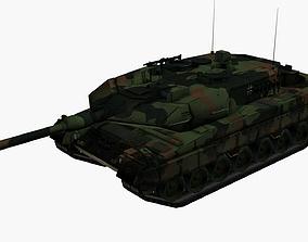 3D model Leopard 2A6
