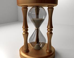 3D Hourglass hour