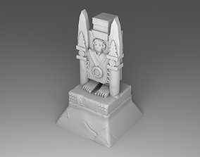 The idol of Maya 3D printable model