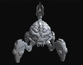 Archnotron Toy Articulated Posable 3D print model