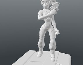 Hera Syndulla 3D Print