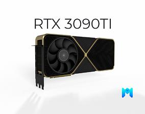 3D asset 2021 Nvidia RTX 3090TI PBR
