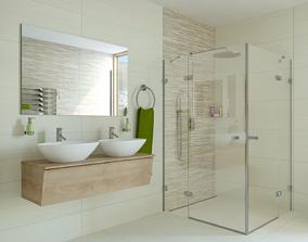 Bathroom 05 3D model