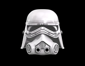 3D printable model Star Ware Solo Mud Trooper Helmet and