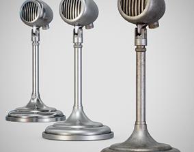 3D model Microphone - American D5T