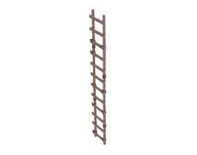 3D model Ladder frame