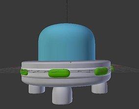 3D model Uflee Ufo