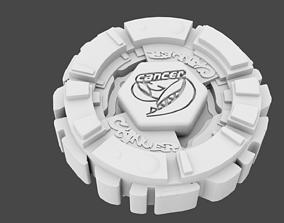 3D print model Beyblade cancer