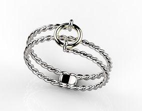 Ring 151 3D print model