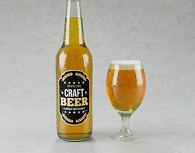 3D Craft Beer
