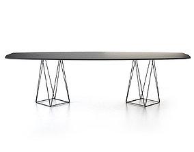 Joco Dining Table 3D