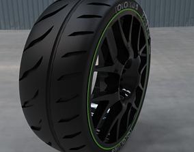 Llantas Proxes R888 20 3D model